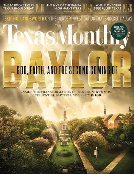 November 2014 issue cover