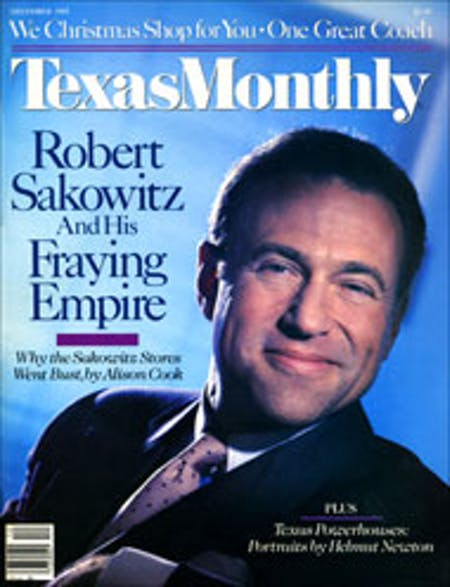 December 1985 issue cover