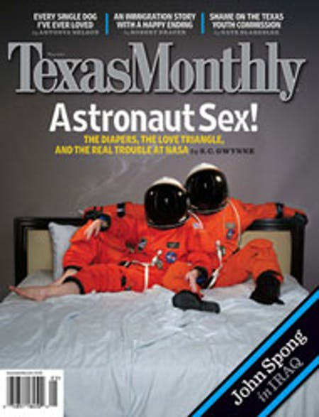 May 2007 issue cover