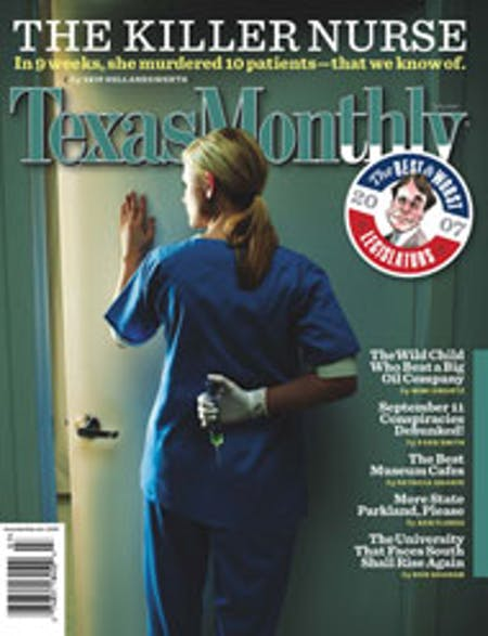 July 2007 issue cover