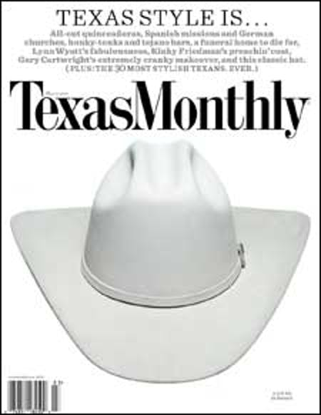 March 2009 issue cover