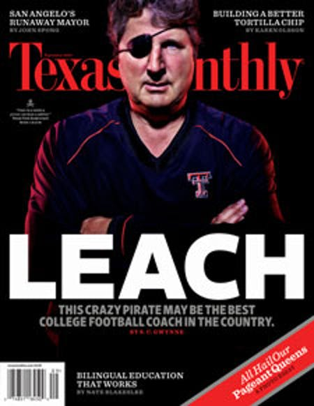 September 2009 issue cover