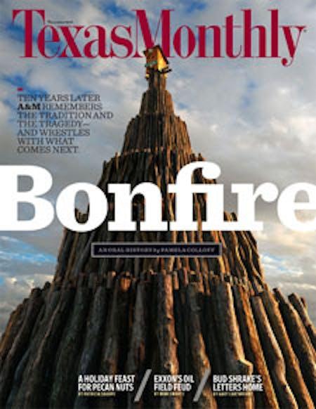 November 2009 issue cover