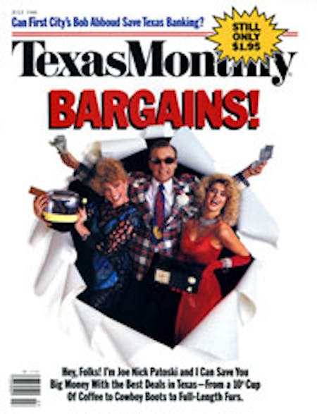 July 1988 issue cover