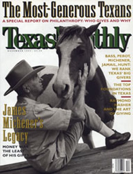 December 1997 issue cover