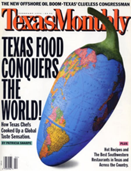 February 1996 issue cover