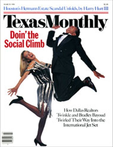 March 1986 issue cover