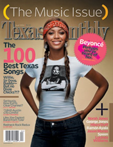 April 2004 issue cover