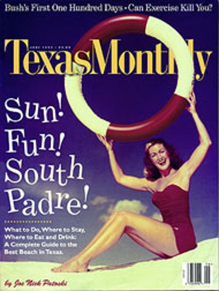 June 1995 issue cover