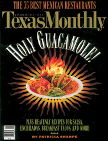 November 1999 issue cover
