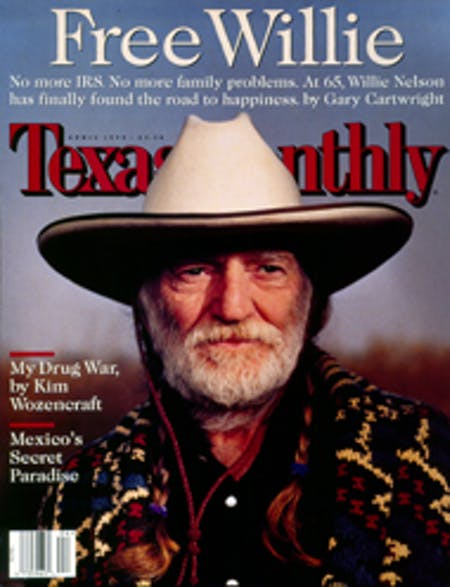 April 1998 issue cover
