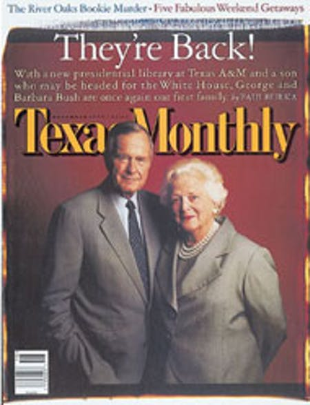 November 1997 issue cover