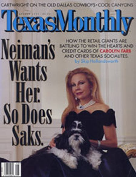 August 1997 issue cover