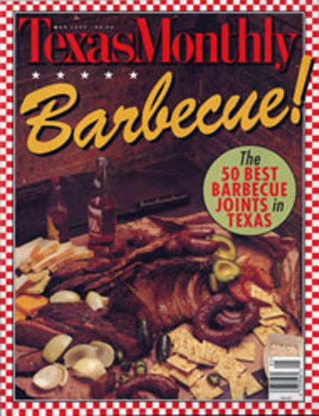 May 1997 issue cover