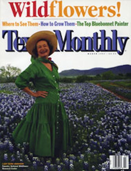 March 1997 issue cover