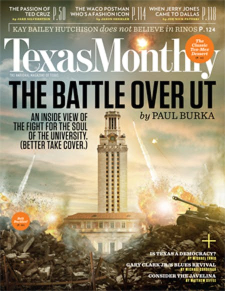October 2012 issue cover