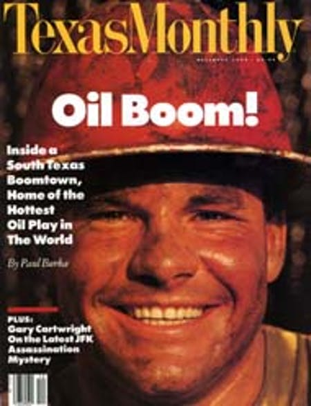 December 1990 issue cover