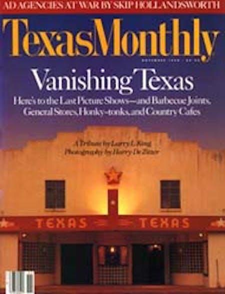 November 1990 issue cover