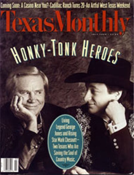July 1994 issue cover