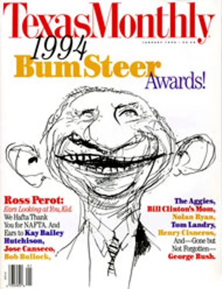 January 1994 issue cover