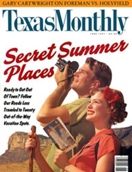 June 1991 issue cover