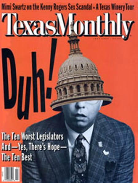 July 1993 issue cover