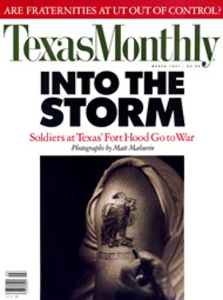 March 1991 issue cover