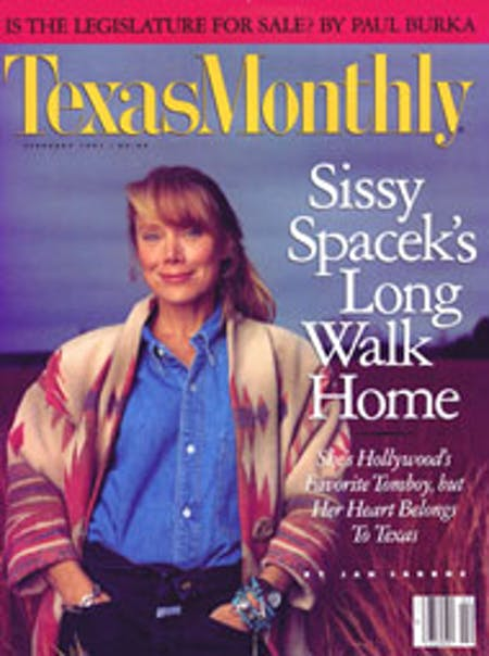 February 1991 issue cover