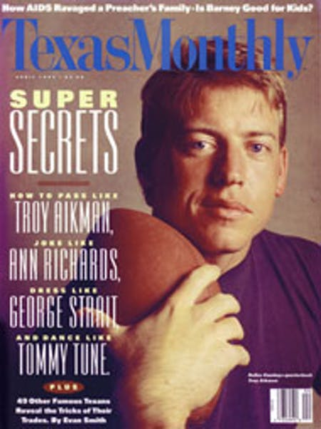 April 1993 issue cover