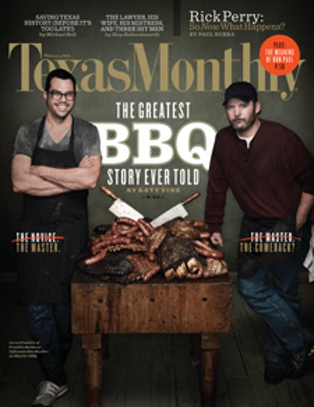February 2012 issue cover