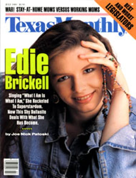 July 1989 issue cover