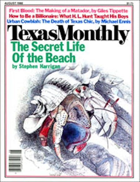 August 1980 issue cover