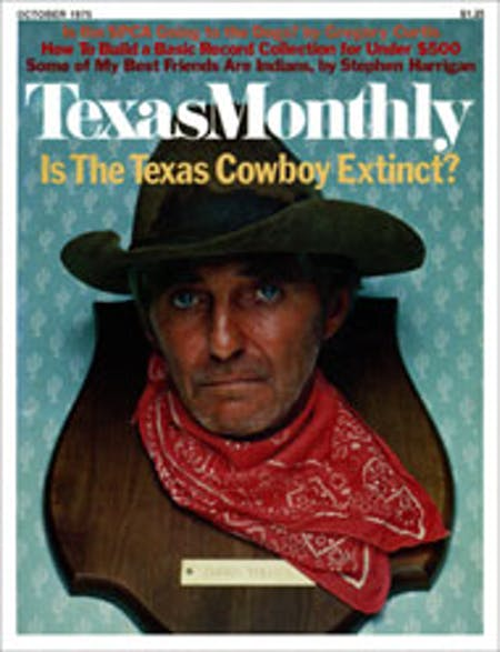 October 1975 issue cover