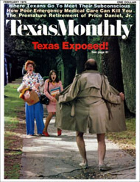 February 1975 issue cover