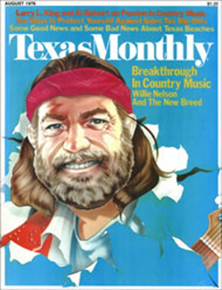 August 1976 issue cover