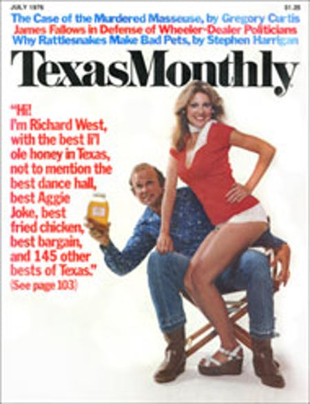 July 1976 issue cover