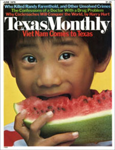 June 1976 issue cover