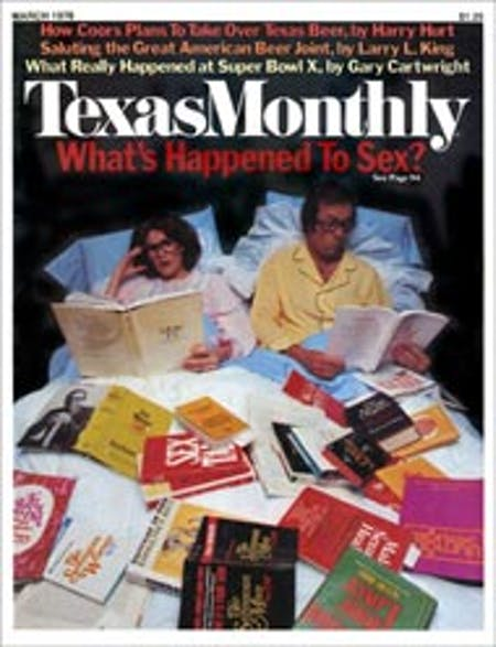 March 1976 issue cover