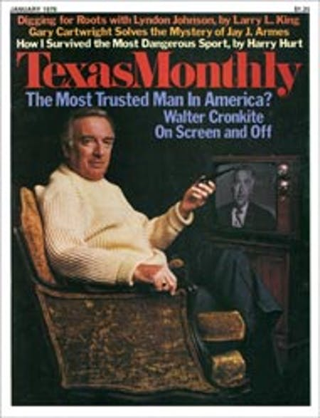 January 1976 issue cover