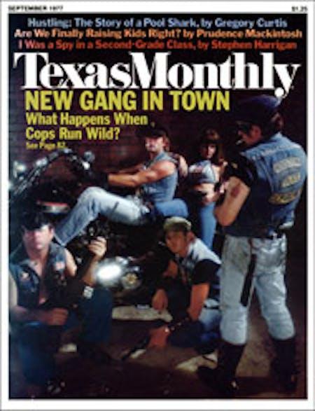 September 1977 issue cover