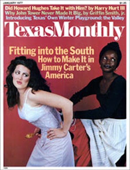 January 1977 issue cover