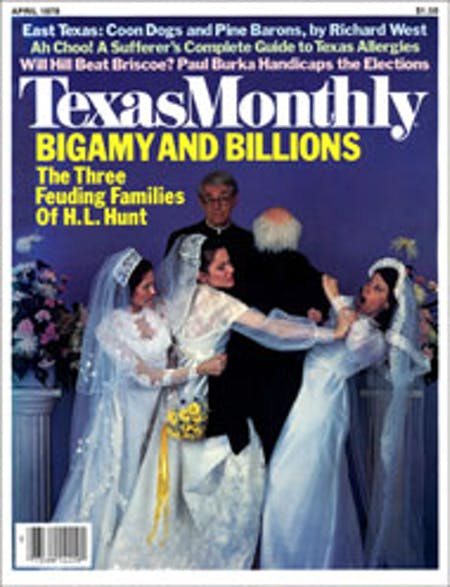 April 1978 issue cover
