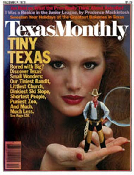 December 1979 issue cover