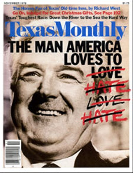 November 1979 issue cover