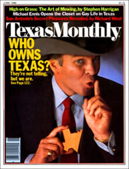 June 1980 issue cover