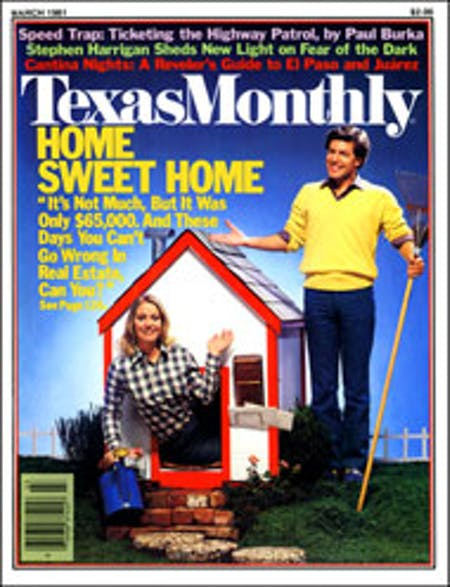 March 1981 issue cover