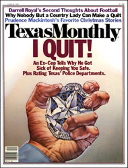 December 1982 issue cover