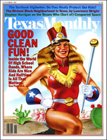 November 1982 issue cover