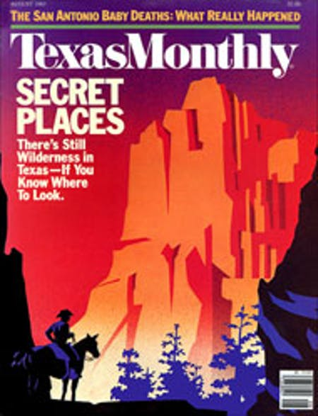 August 1983 issue cover