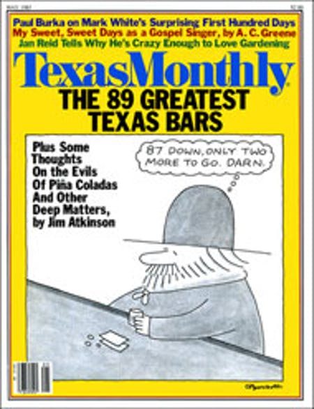 May 1983 issue cover